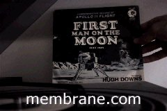 Wonder What the Moonarians Thought When the First Man Walked on the Moon?