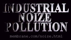 Industrial Noize Pollution